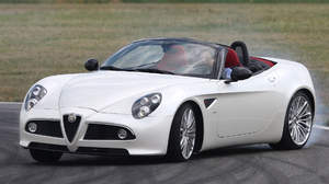 Alfa Romeo 8C Photo 2639
