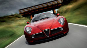 Alfa Romeo 8C Photo 2640