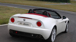 Alfa Romeo 8C Photo 2641