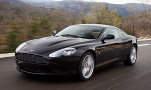 Aston Martin DB9 Photo 2711