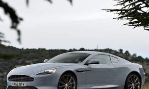 Aston Martin DB9 Photo 2713