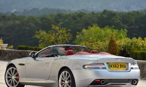 Aston Martin DB9 Photo 2714