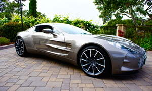 Aston Martin One77 Photo 2859
