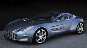 Aston Martin One77 Photo 2860