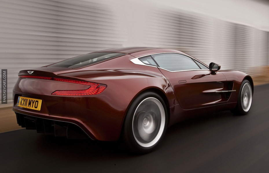 Aston Martin One77 Photo 2861