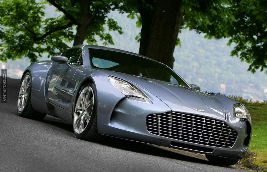 Aston Martin One77 Photo 2862