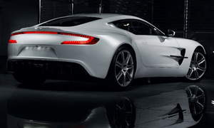 Aston Martin One77 Photo 2864