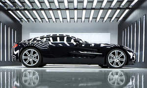 Aston Martin One77 Photo 2865