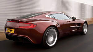 Aston Martin One77 Photo 2883