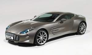 Aston Martin One77 Photo 2884