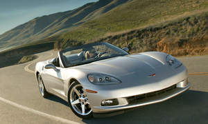 Chevrolet Corvette Photo 4366