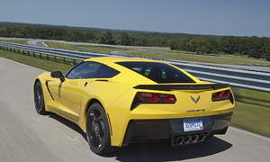 Chevrolet Corvette Photo 4369