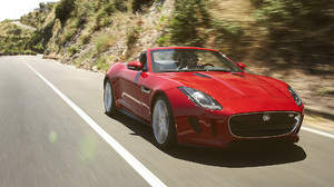 Jaguar F-Type Photo 3363