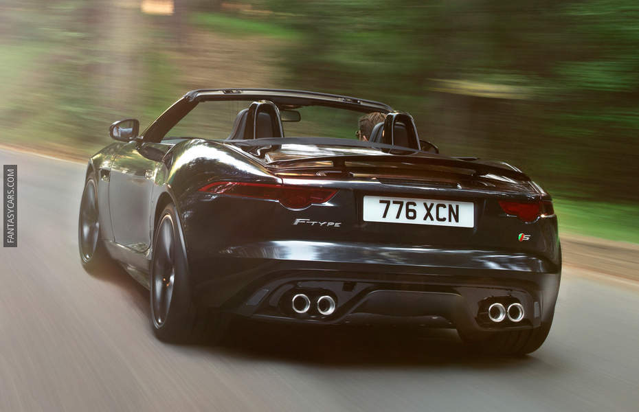 Jaguar F-Type Photo 3365