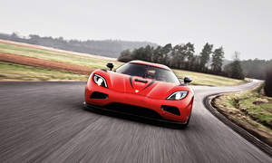 Koenigsegg Agera Photo 3415