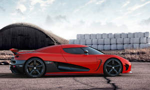 Koenigsegg Agera Photo 3419
