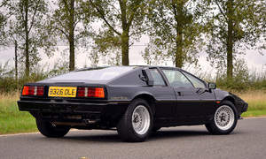 Lotus Esprit Photo 2455