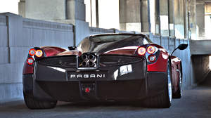 Pagani Huayra Photo 4010