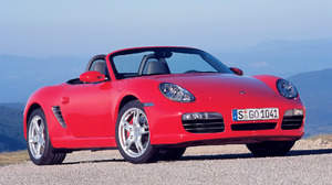 Porsche Boxster Photo 2563