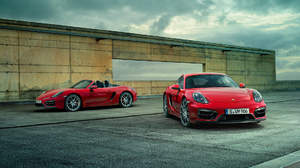 Porsche Boxster Photo 2564