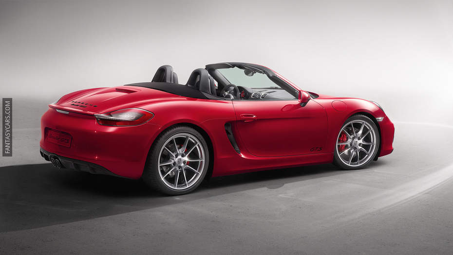 Porsche Boxster Photo 2565