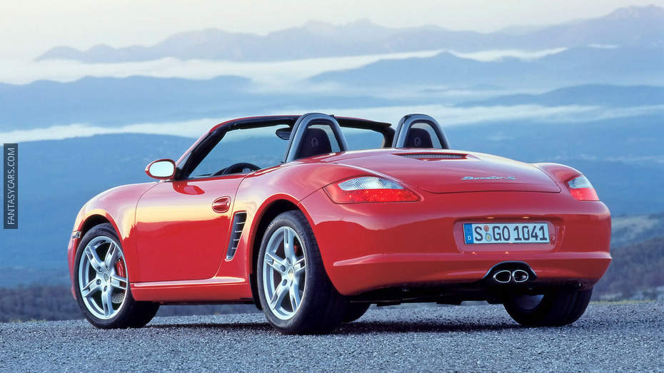 Porsche Boxster Photo 2567