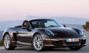 Porsche Boxster Photo 2568