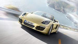 Porsche Boxster Photo 2569
