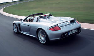 Porsche Carrera GT Photo 4078