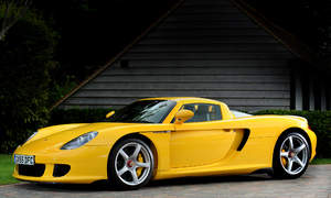 Porsche Carrera GT Photo 4082