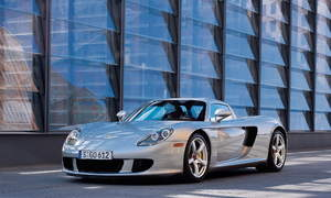 Porsche Carrera GT Photo 4083