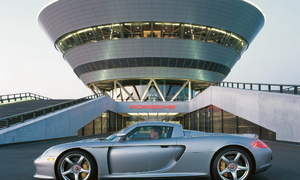 Porsche Carrera GT Photo 4087